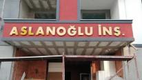 Aslanoğlu Gayrimenkul Karaköy Endirek Aydınlatmalı Cephe Yazısı